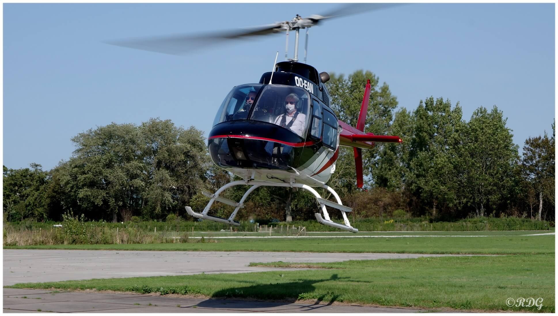 Jet RangerBell Helikopter